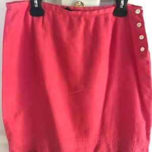 Gap Linen Skirt, 2
